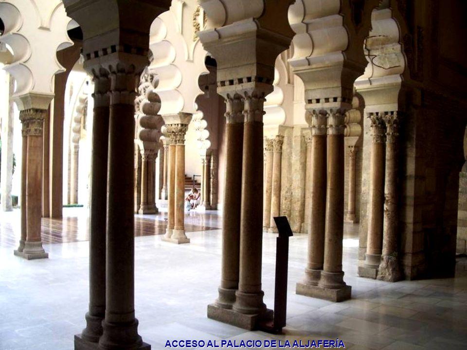 www.vitanoblepowerpoints.net ACCESO AL PALACIO DE LA ALJAFERÍA