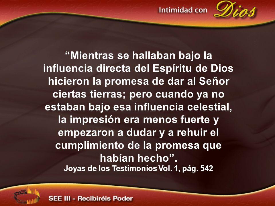 Joyas de los Testimonios Vol. 1, pág. 542