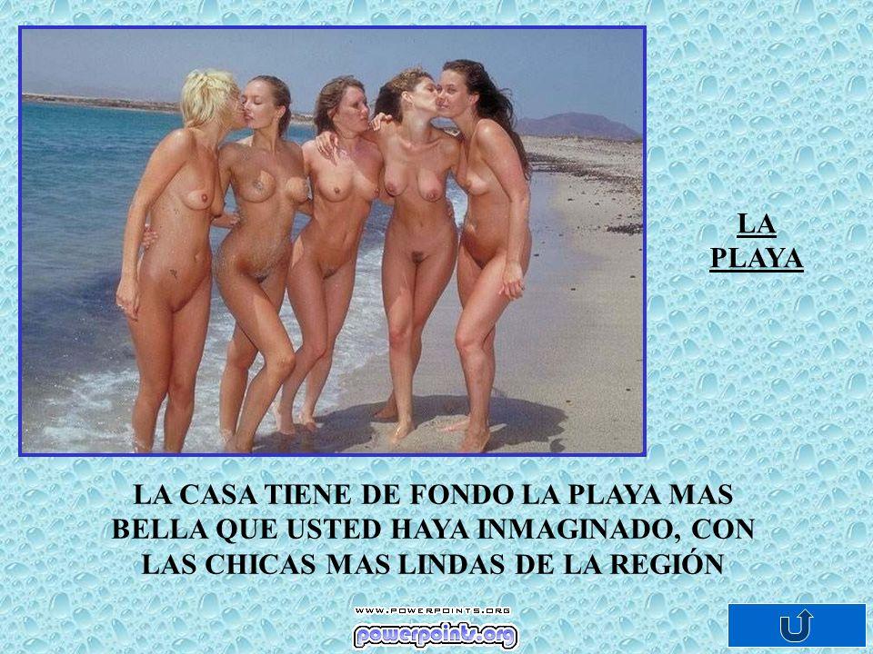 LA CASA TIENE DE FONDO LA PLAYA MAS