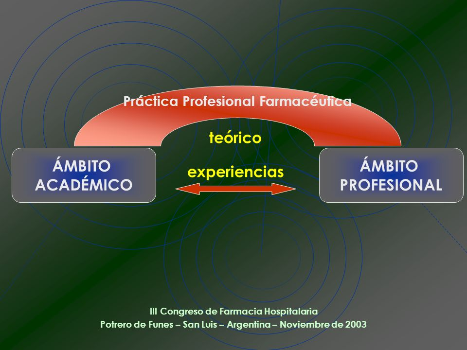 Práctica Profesional Farmacéutica