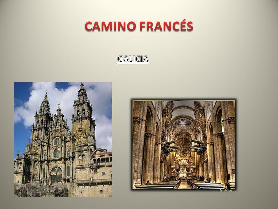 CAMINO FRANCÉS GALICIA