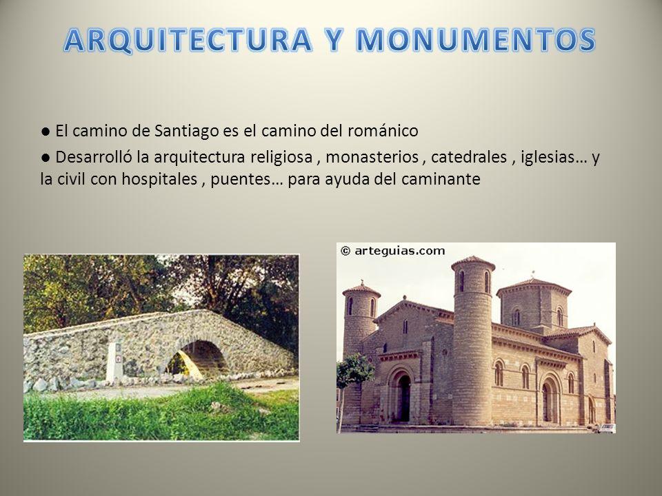 ARQUITECTURA Y MONUMENTOS