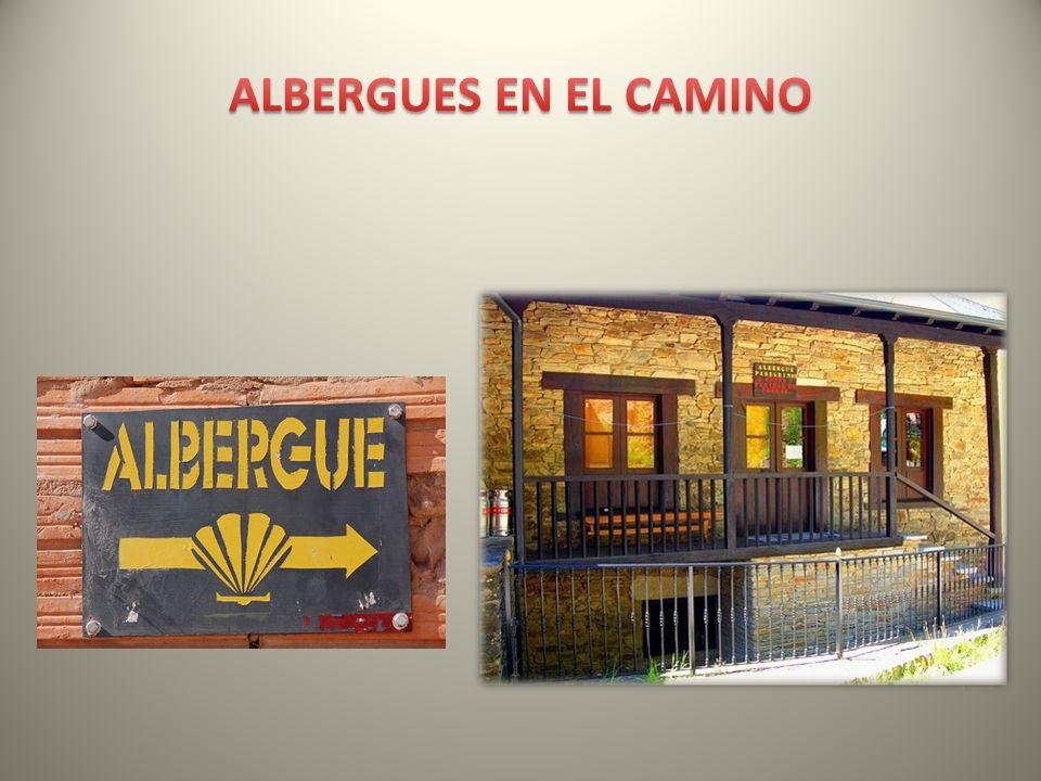 ALBERGUES EN EL CAMINO