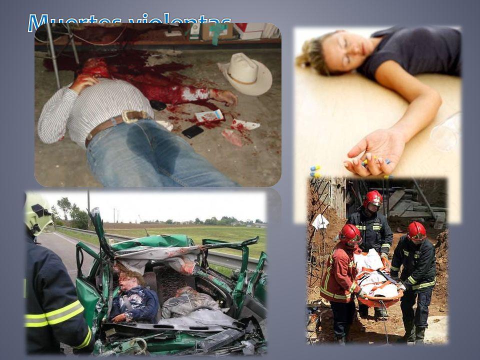 Muertes violentas