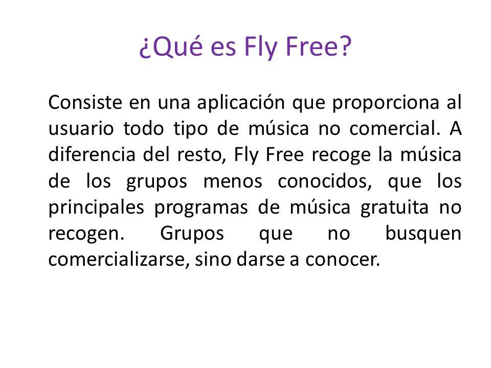 ¿Qué es Fly Free