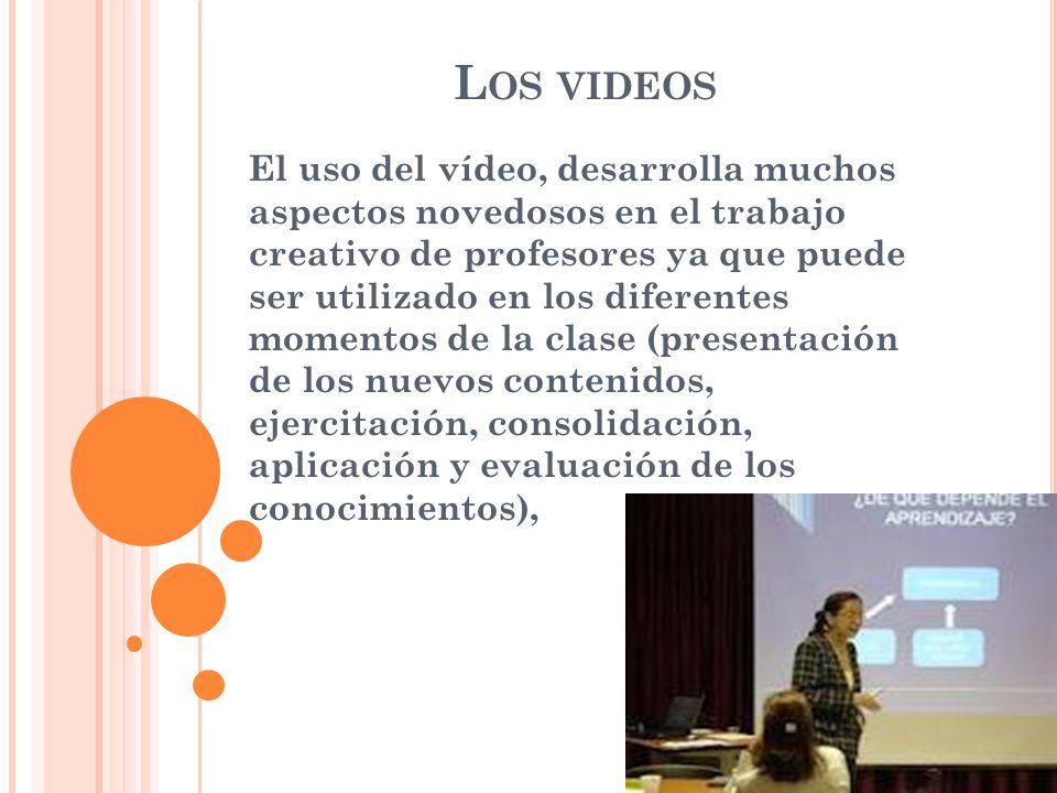 Los videos