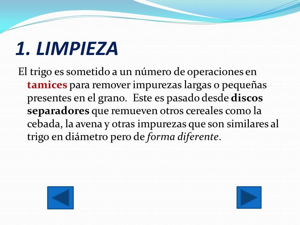 1. LIMPIEZA