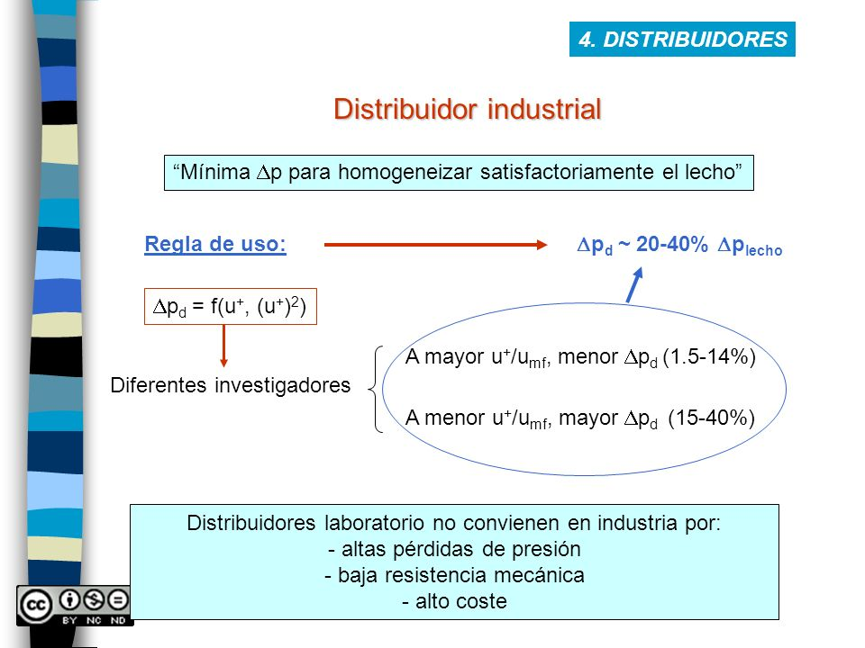 Distribuidor industrial