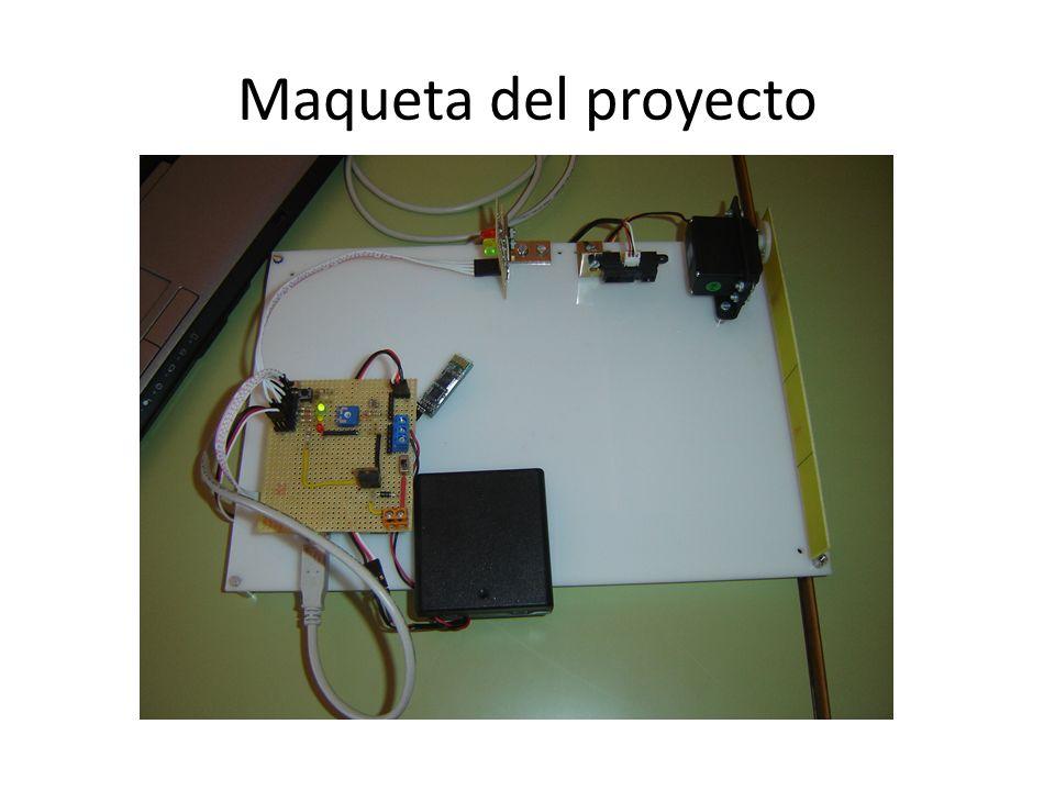 Maqueta del proyecto