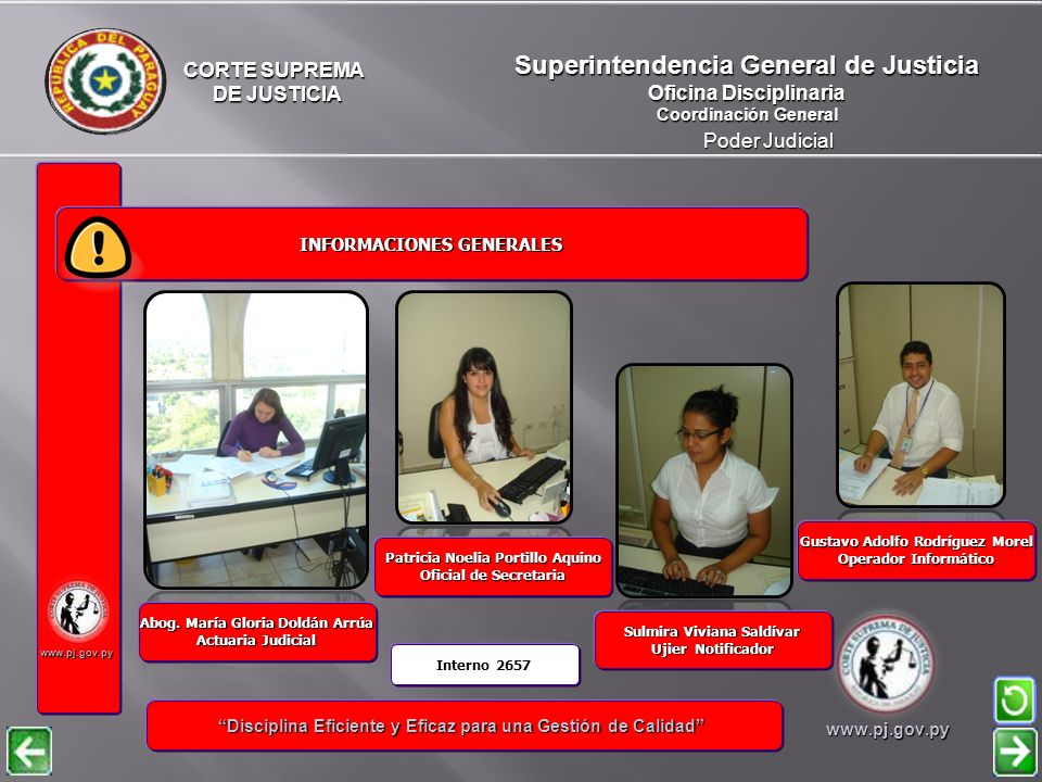 Superintendencia General de Justicia