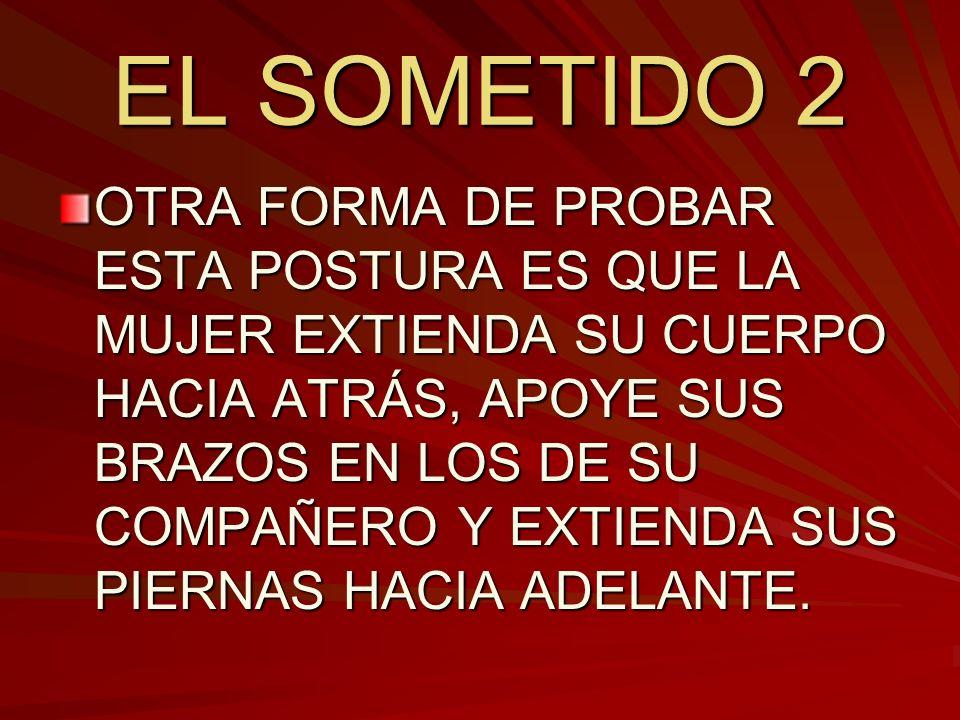 EL SOMETIDO 2