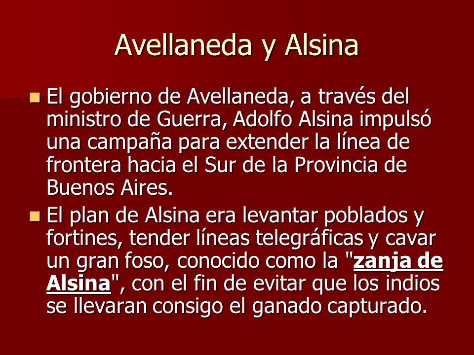 Avellaneda y Alsina