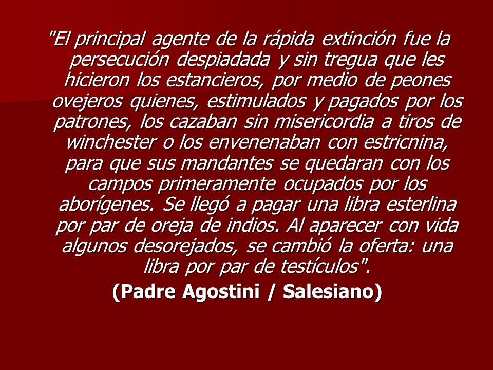 (Padre Agostini / Salesiano)