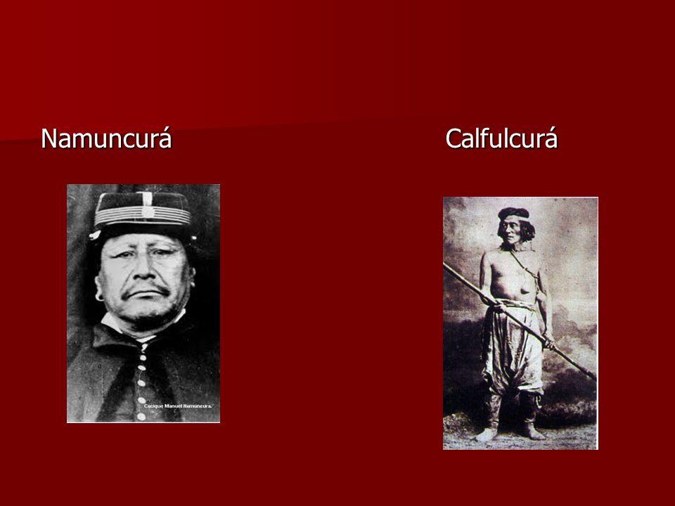 Namuncurá Calfulcurá