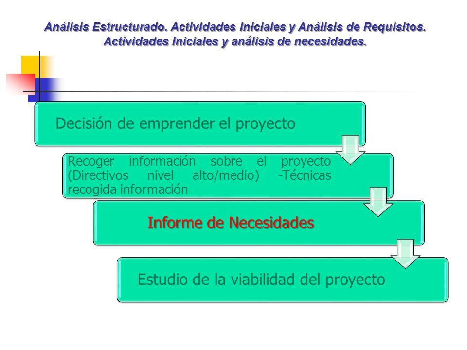 Decisión de emprender el proyecto