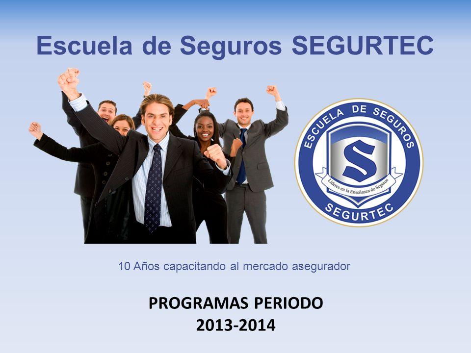 Escuela de Seguros SEGURTEC