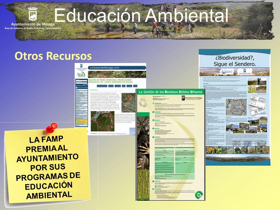 Educación Ambiental Otros Recursos
