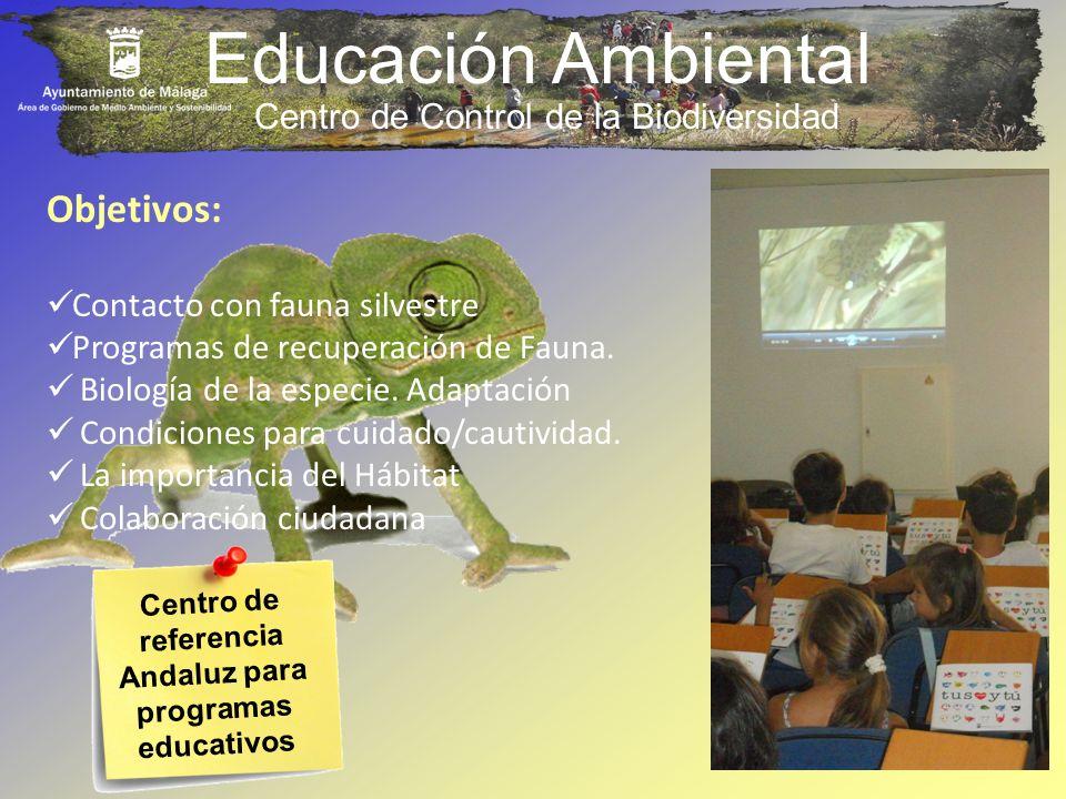 Centro de referencia Andaluz para programas educativos