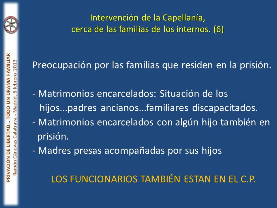 LOS FUNCIONARIOS TAMBIÉN ESTAN EN EL C.P.