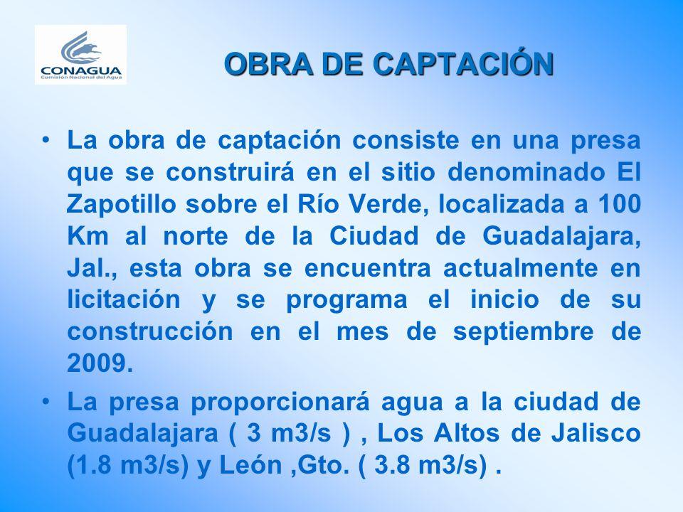 OBRA DE CAPTACIÓN