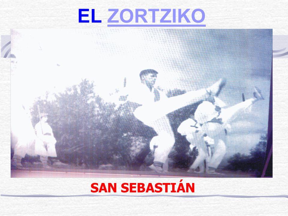 EL ZORTZIKO SAN SEBASTIÁN