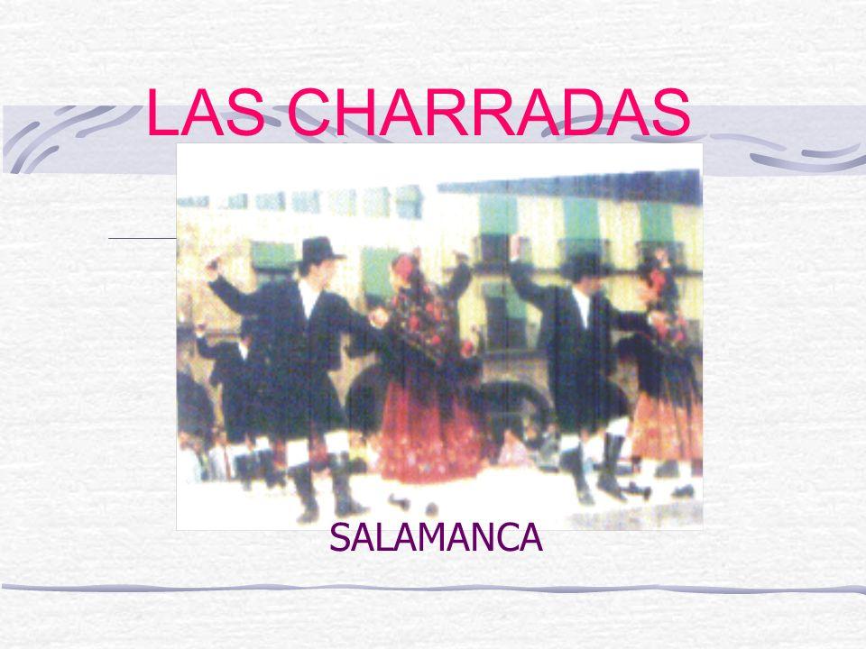 LAS CHARRADAS SALAMANCA