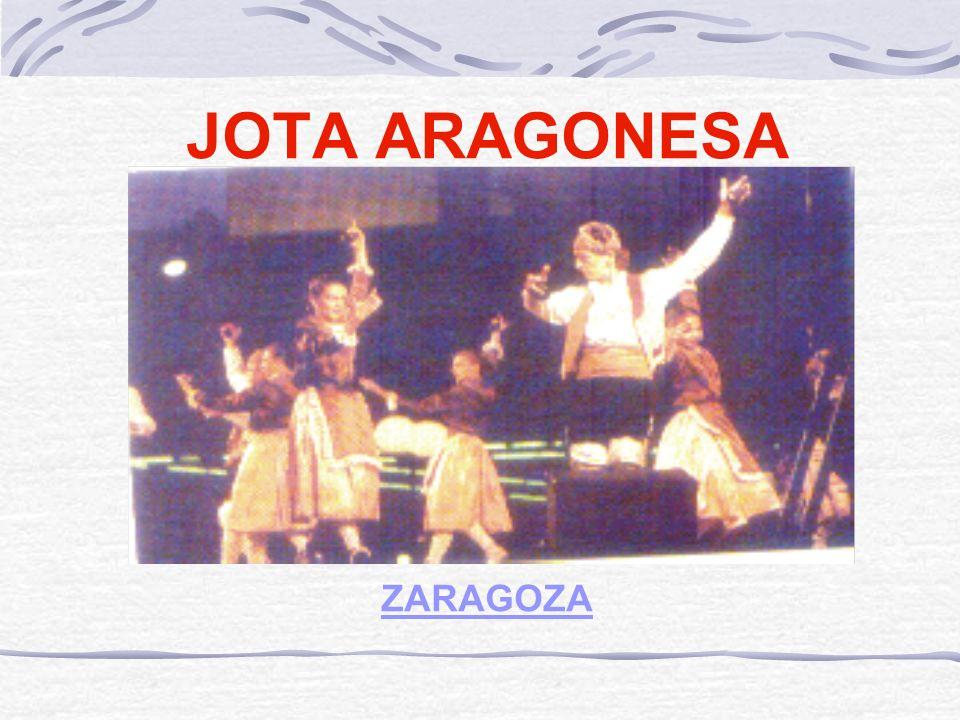 JOTA ARAGONESA ZARAGOZA