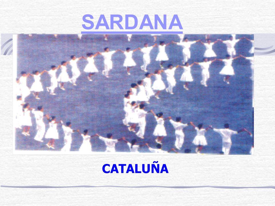 SARDANA CATALUÑA