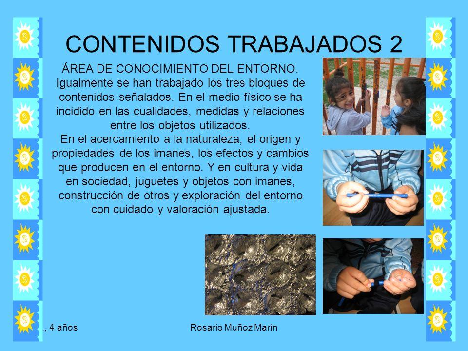 CONTENIDOS TRABAJADOS 2