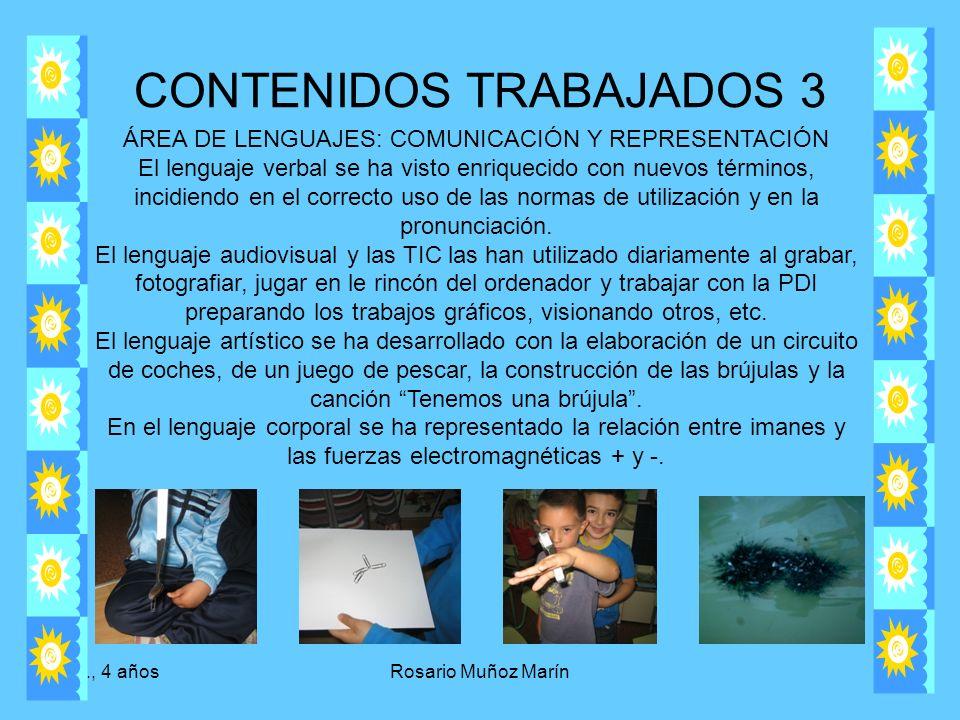 CONTENIDOS TRABAJADOS 3