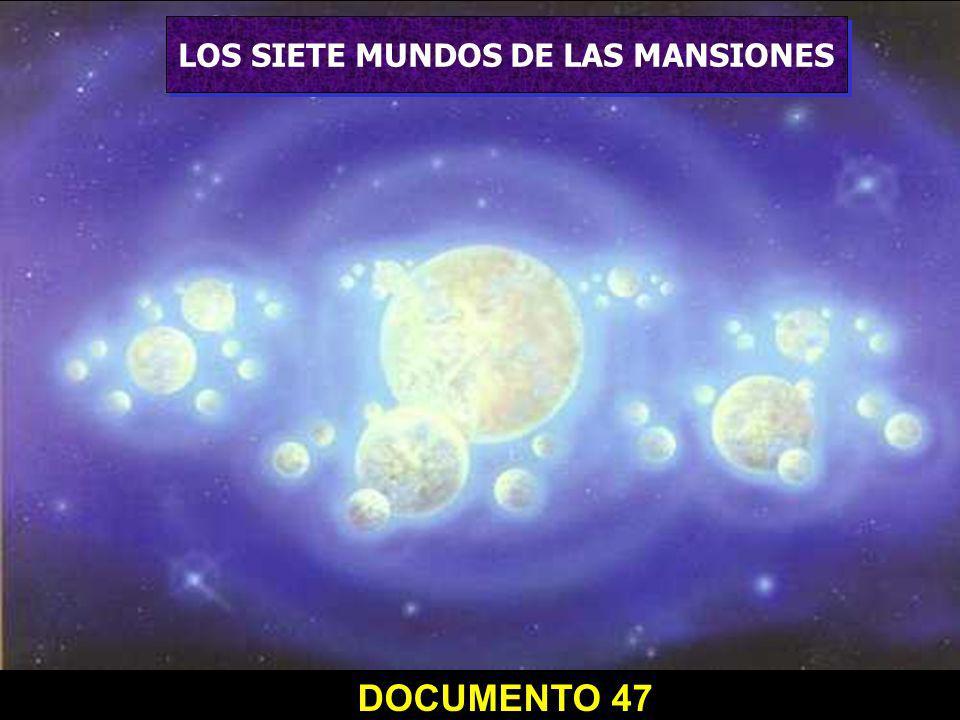 LOS SIETE MUNDOS DE LAS MANSIONES