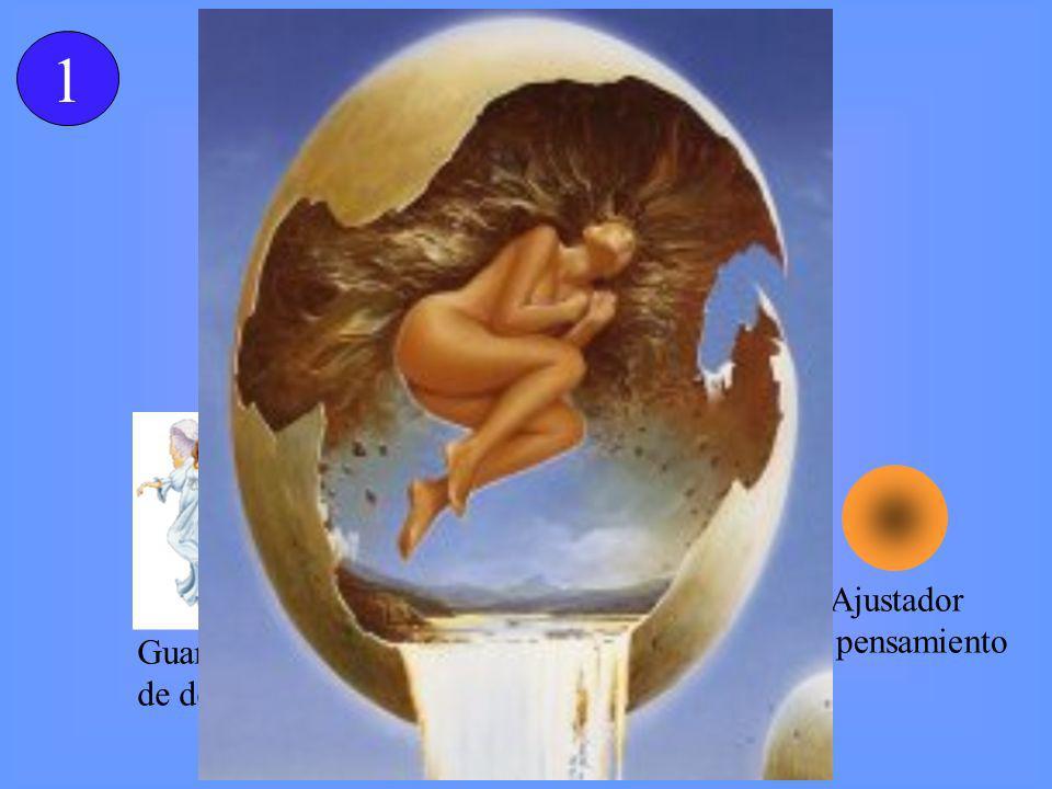 1 Guardián de destino Portador De vida Arcángel de resurrección