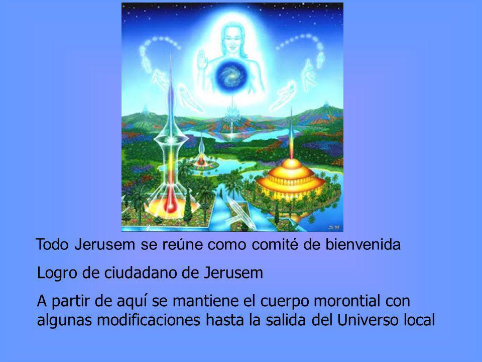 JERUSEM Todo Jerusem se reúne como comité de bienvenida