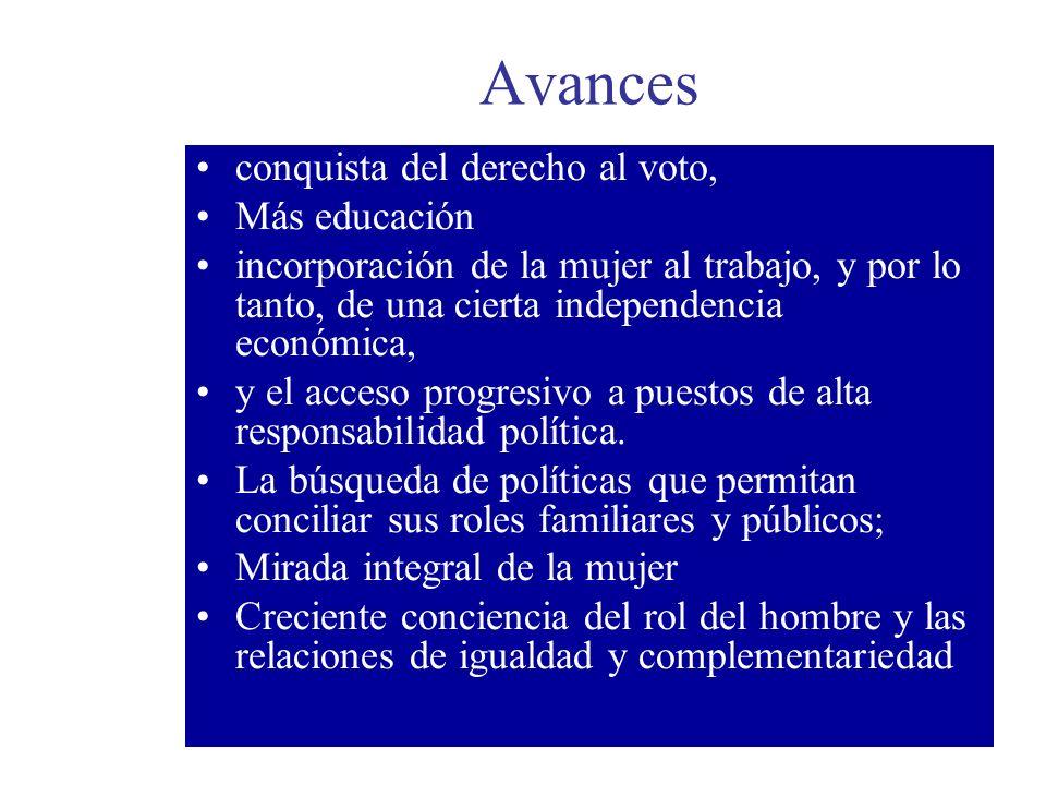 Avances conquista del derecho al voto, Más educación