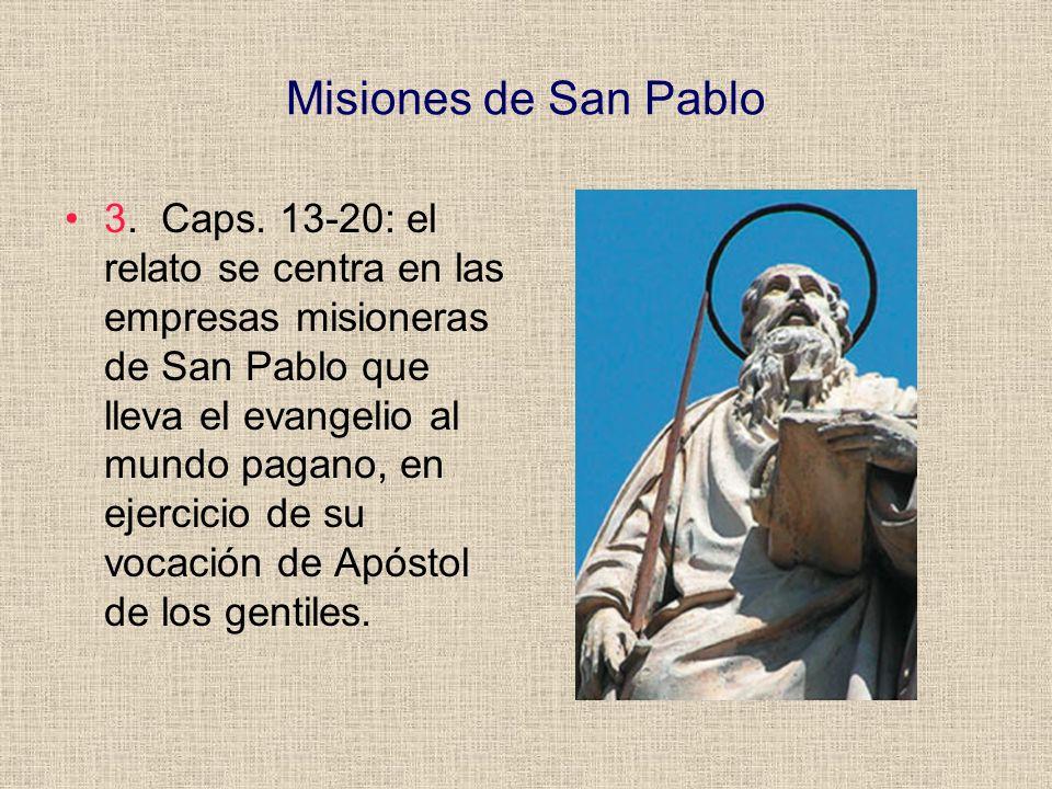 Misiones de San Pablo