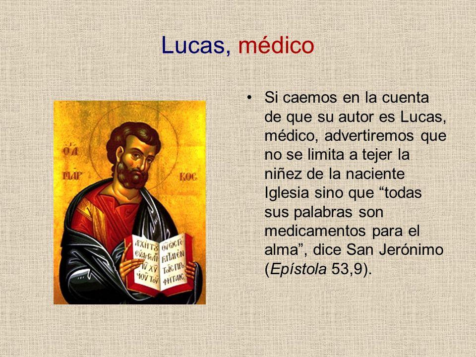 Lucas, médico