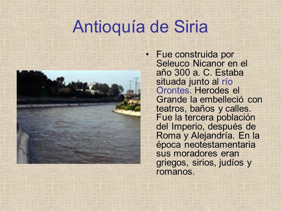 Antioquía de Siria