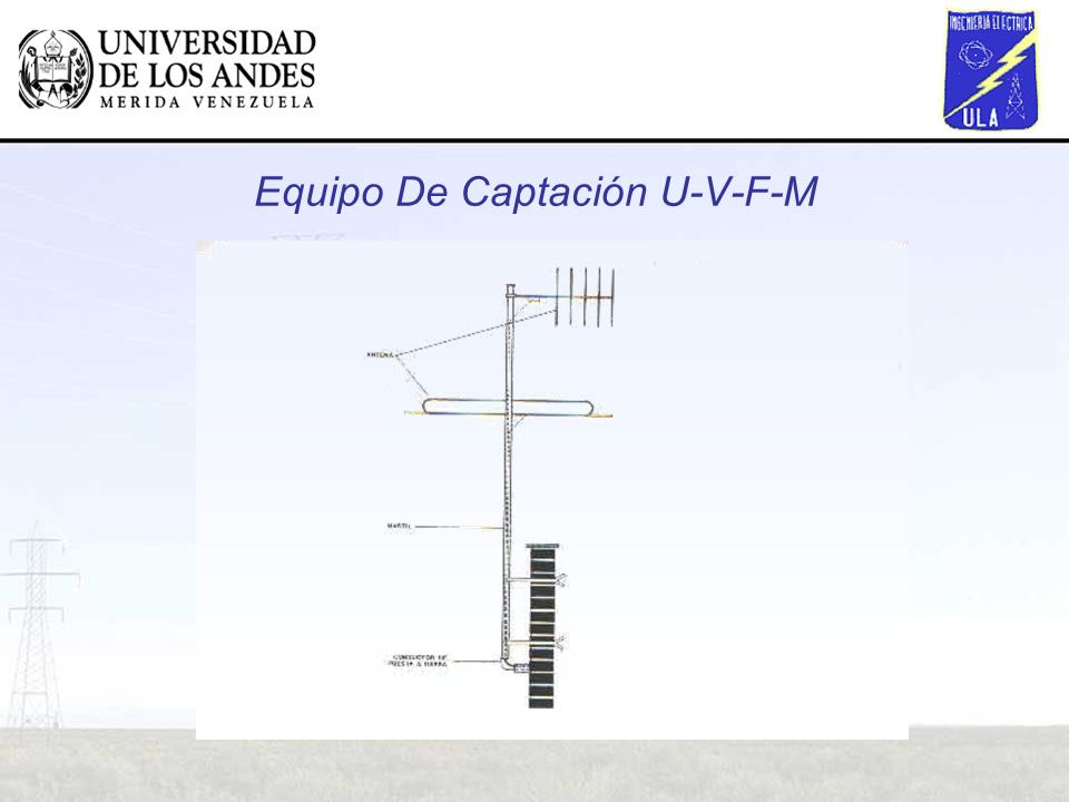 Equipo De Captación U-V-F-M