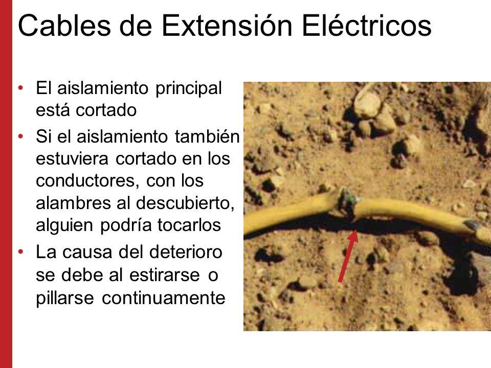 Cables de Extensión Eléctricos