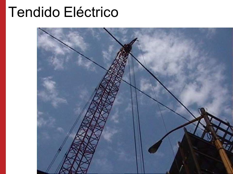 Tendido Eléctrico Programa de Capacitación Susan Harwood (2006) Los Cuatro Riesgos Principales en la Industria de la Construcción.