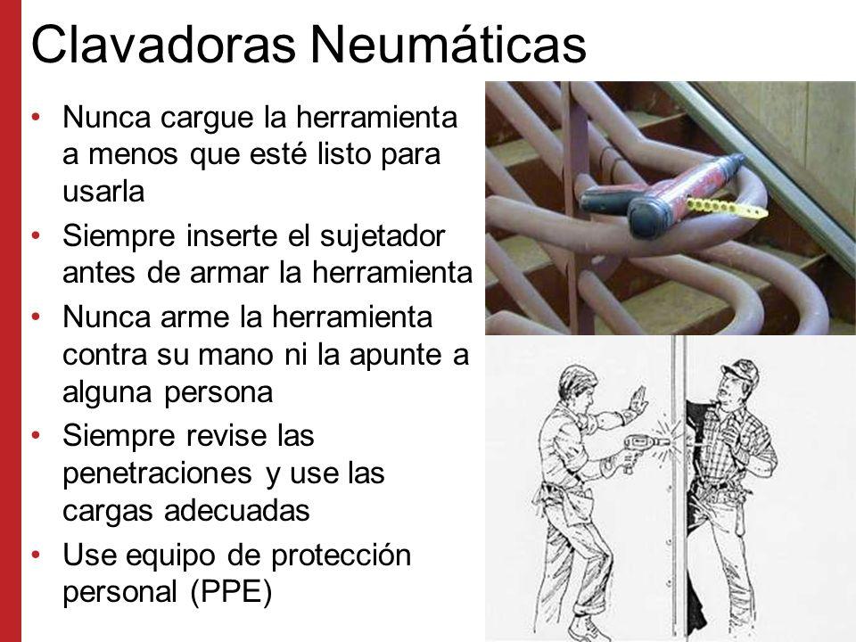 Clavadoras Neumáticas