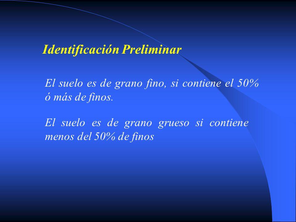 Identificación Preliminar