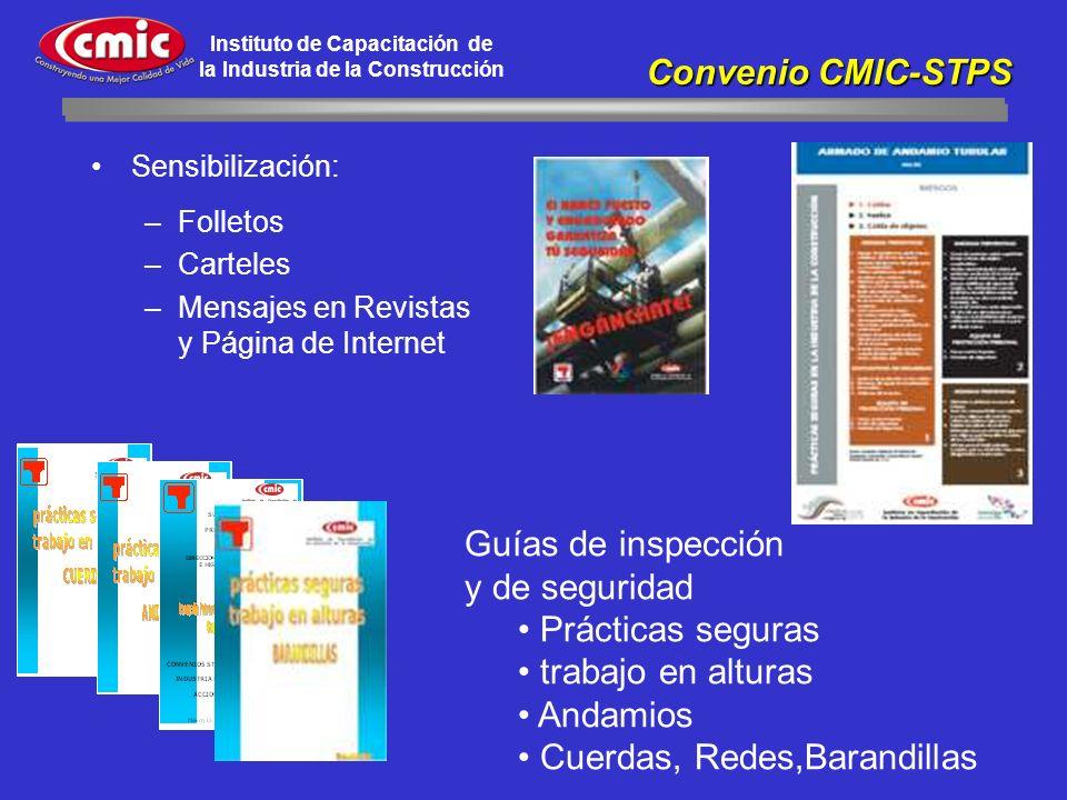 Guías de inspección y de seguridad Prácticas seguras
