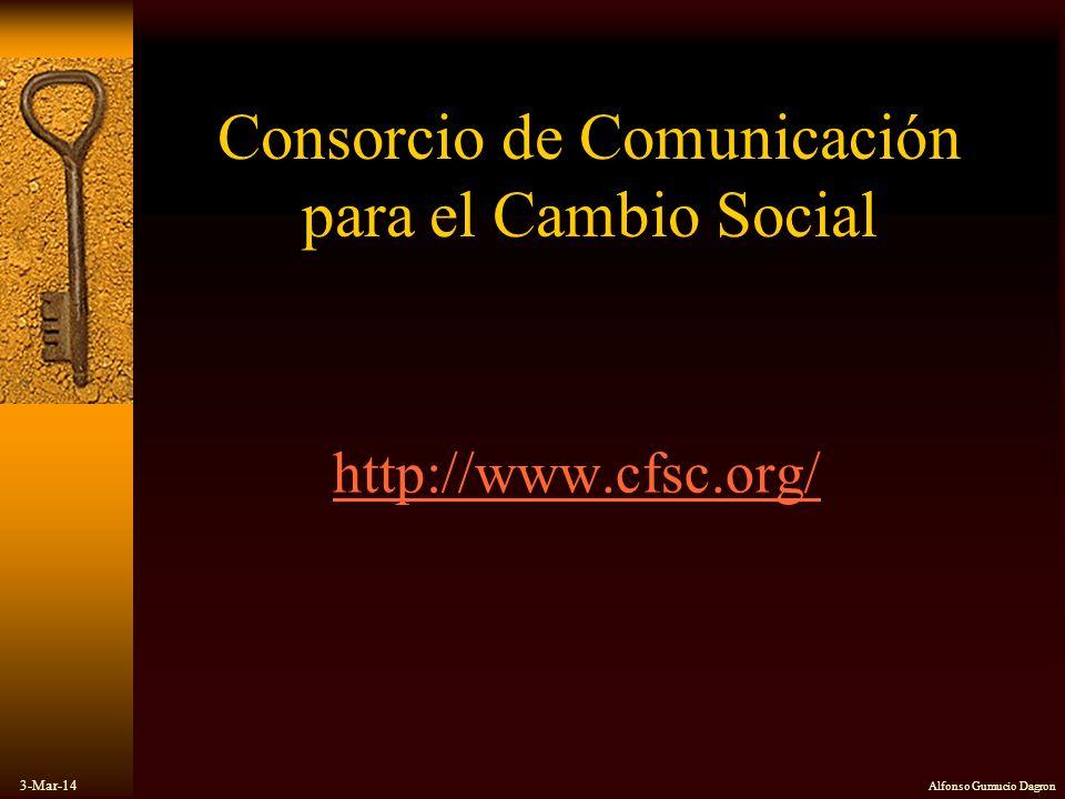 Consorcio de Comunicación para el Cambio Social