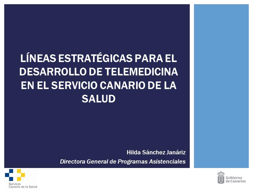 Hilda Sánchez Janáriz Directora General de Programas Asistenciales