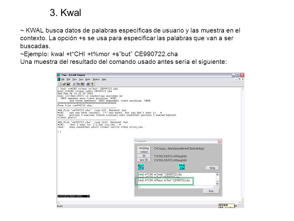 3. Kwal
