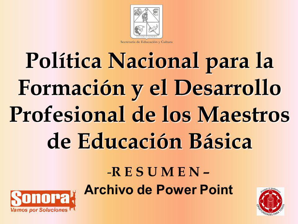 R E S U M E N – Archivo de Power Point