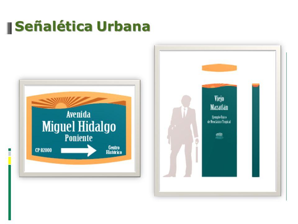 Señalética Urbana