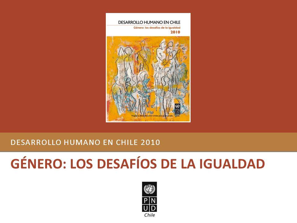 DESARROLLO HUMANO EN CHILE 2010