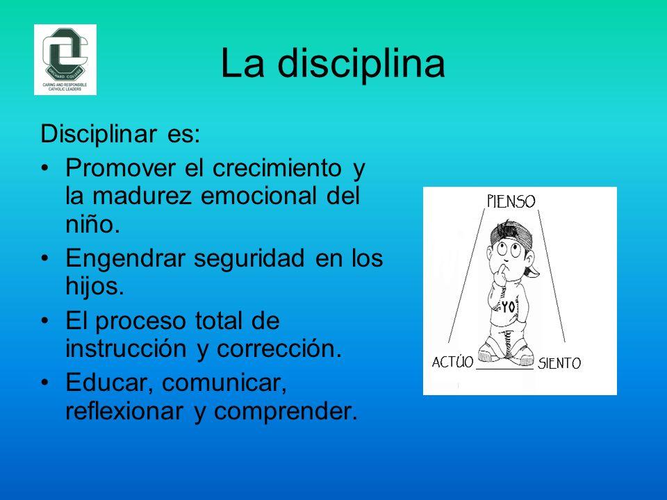 La disciplina Disciplinar es: